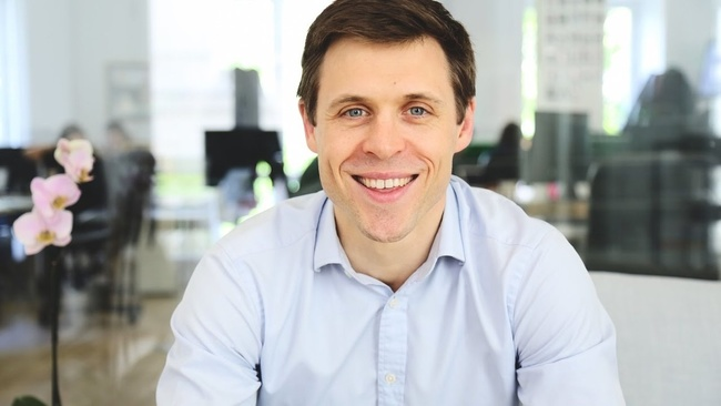 Rencontrez Quentin, CEO Fondateur