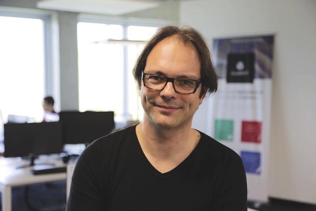 Meet Marc, CEO & Co-Fondateur - ARIADNEXT