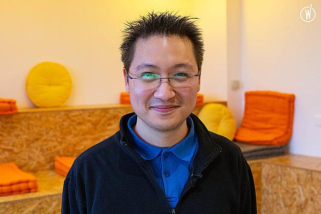 Meet Alexandre, Cloud Manager  - LINKBYNET