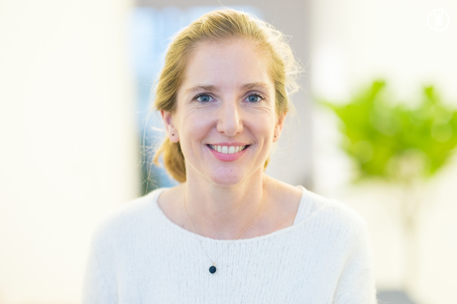 Meet Delphine, Head of Corporate Development - Founders Factory