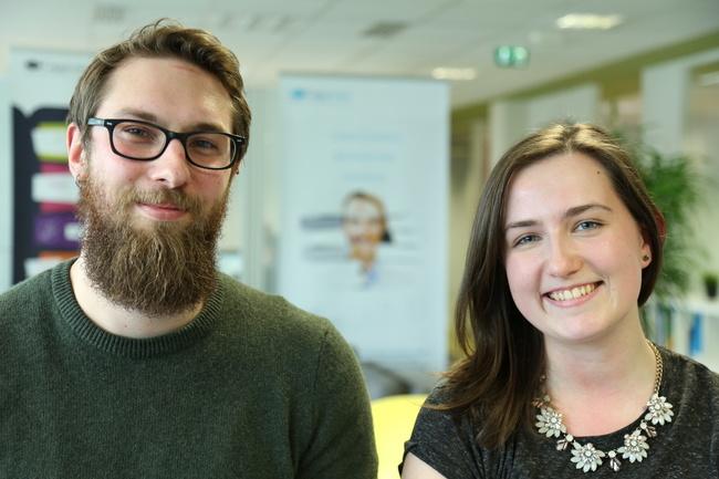 Rencontrez Louise & Yann, Développeurs Web & Mobile