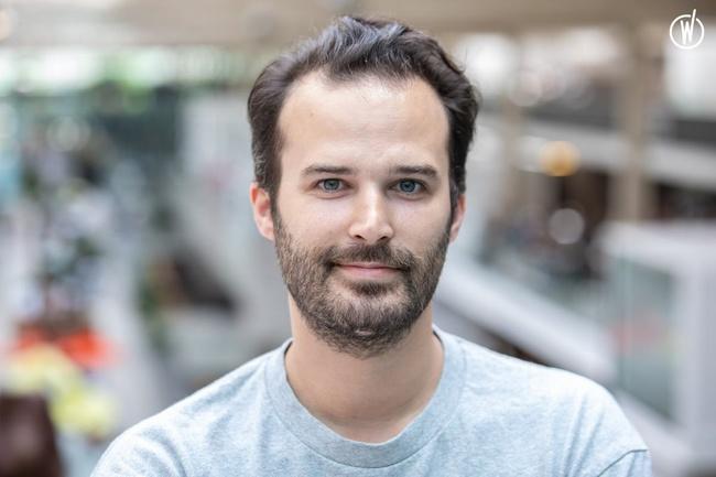Rencontrez Guillaume, Cofondateur - Leeto