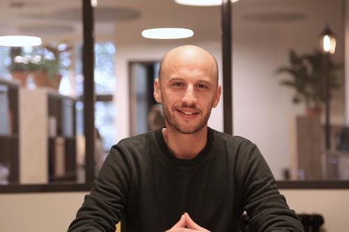 Rencontrez Stéphane, Directeur Communication & Influence