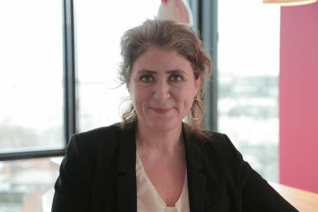 Rencontrez Hélène, DRH