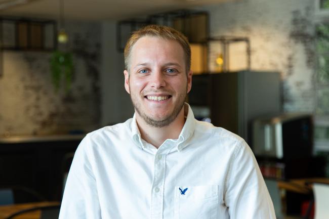 Rencontrez Sylvain, Chef de projet Analytique