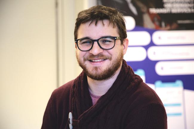 Rencontrez Benoît, CTO