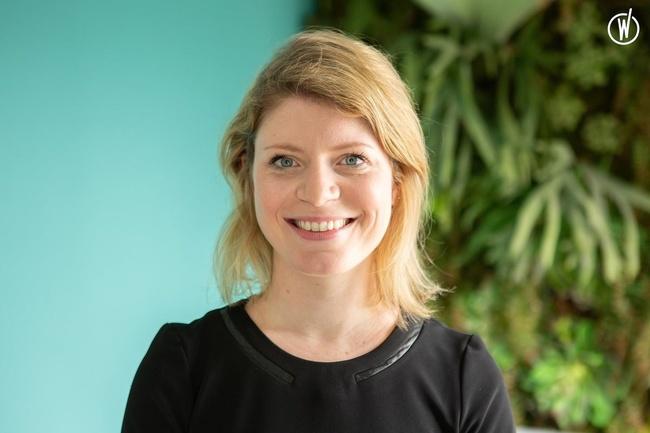 Rencontrez Pauline, Directrice Juridique et Ressources Humaines - WeScale