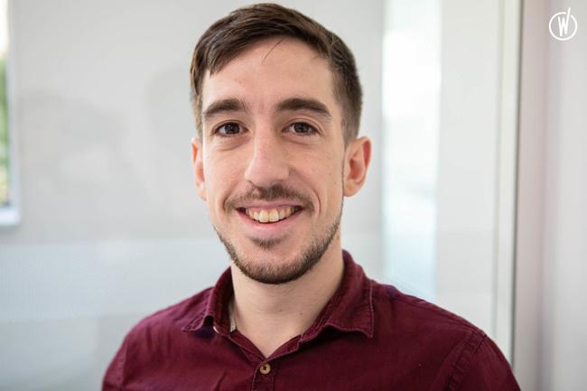 Rencontrez Arthur, Développeur - Groupe Kalycia