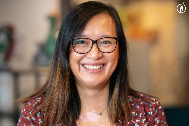 Meet Chieu Anh, CSM - Front