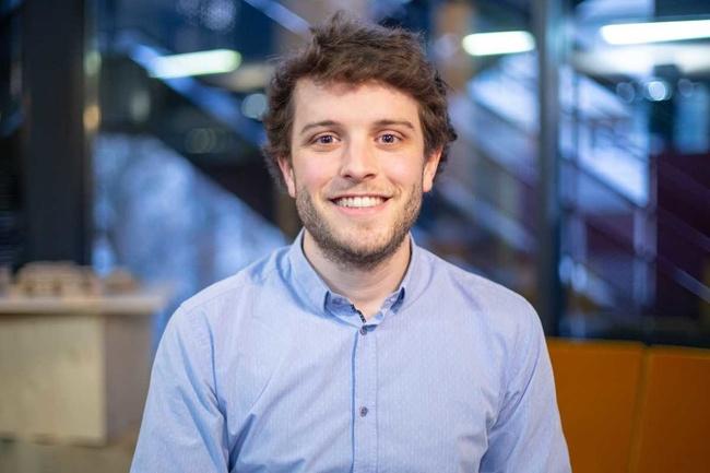 Rencontrez Bastien, Responsable de projets - WOODEUM