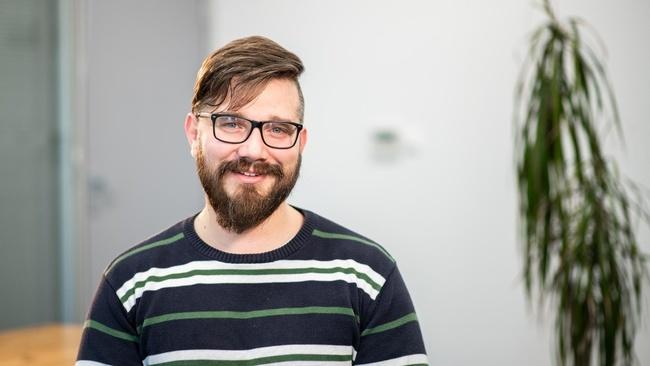 Branislav Dolný, Java Developer - Unicorn