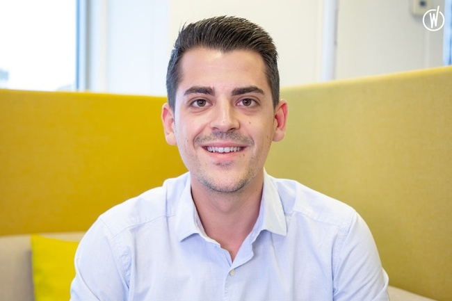 Conoce a Marcos, Business Manager Mid Market