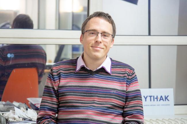 Rencontrez Pierre-Maxime, Fondateur et responsable du Pôle Consolidation - YTHAK