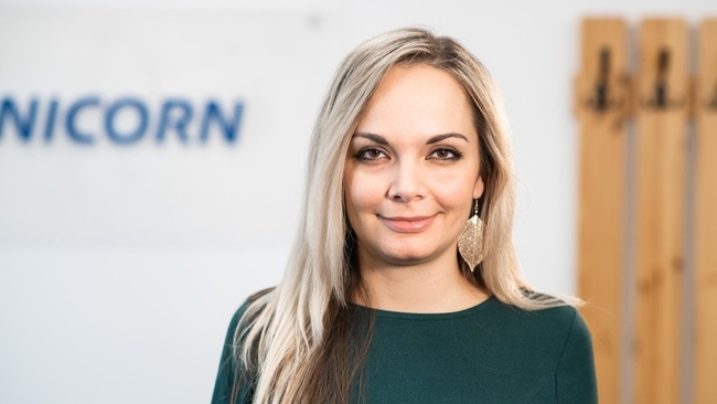 Miriam Mattová, Production Manager - Unicorn