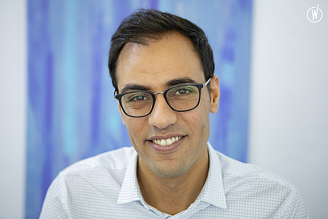 Rencontrez Monsour, CEO  - Pandore