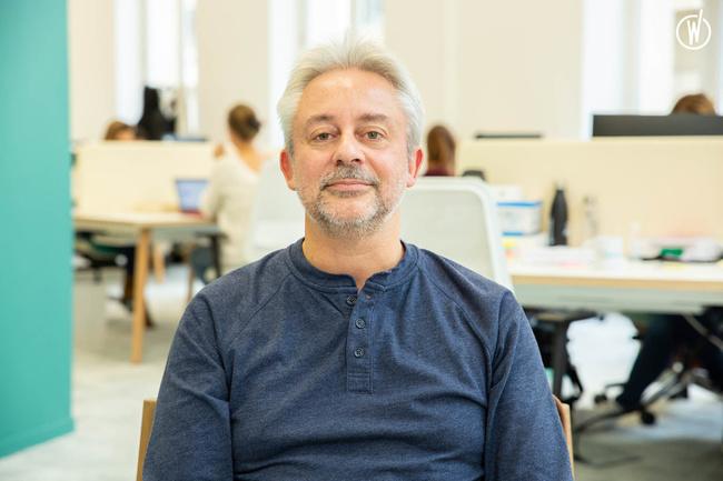 Rencontrez Olivier, CEO - Qare