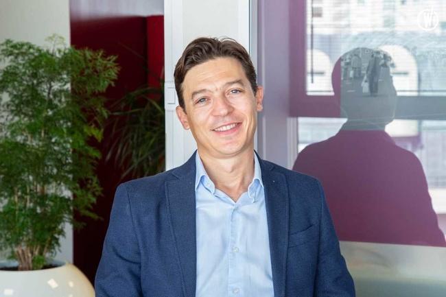 Rencontrez Francesco, Responsable business developpement digital - SIEMENS MOBILITY