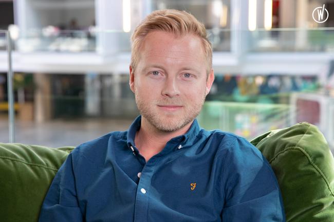Rencontrez Mathieu, Co-fondateur - AskHub