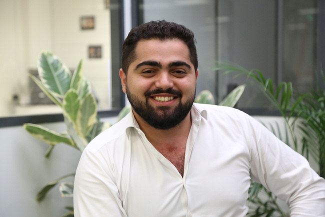 Meet Yacine, Corporate Sales Manager - Zipjet