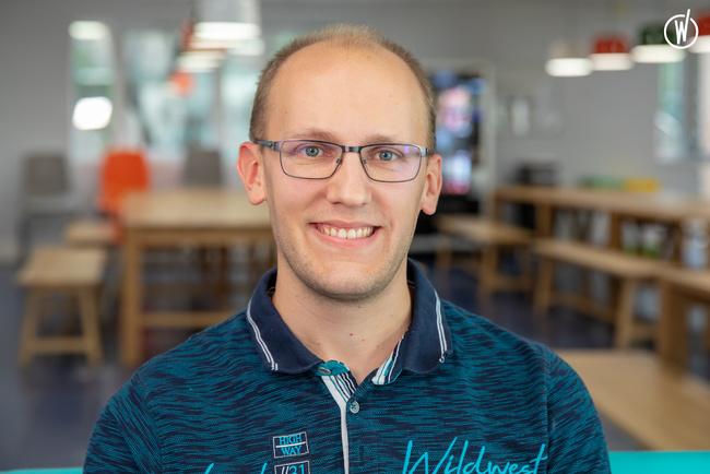 Rencontrez Mikaël, Architecte Java JEE et membre de la cellule expertise Aubay - Aubay