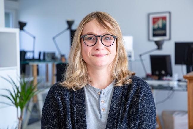 Rencontrez Marion, Directrice de production - Studio Caramia