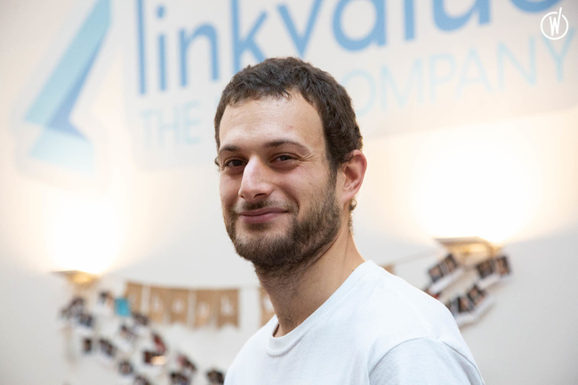 Rencontrez Mathieu, Lead developer - Linkvalue