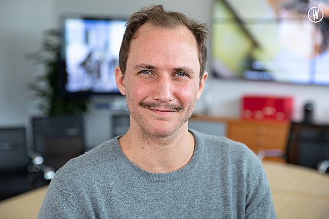Rencontrez Tom, BIM Manager - Utb - Union Technique Du Bâtiment