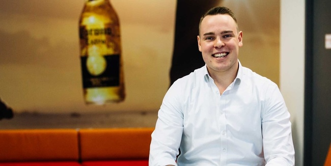 Malte Alberts, Internal Communication Senior Team Lead - AB InBev Prague