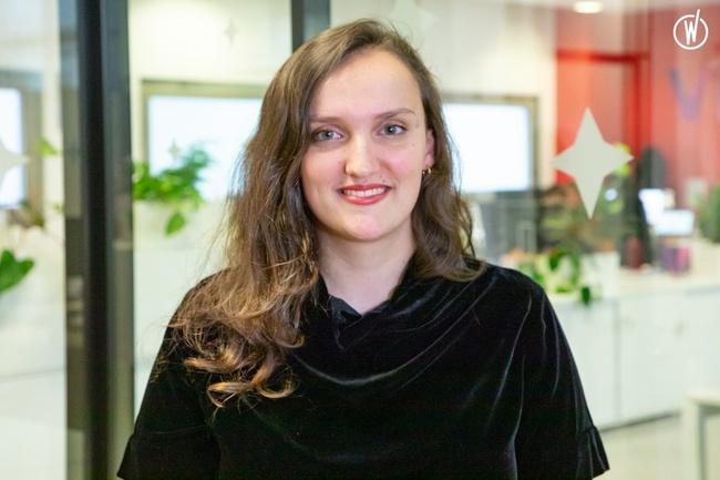 Meet Alexandra, Digital Communications Manager - Viva Technology