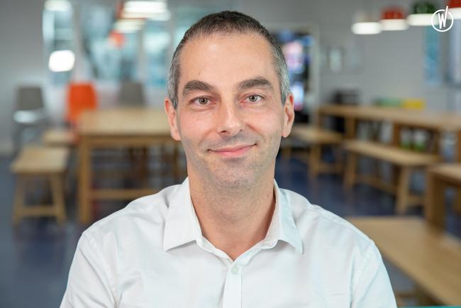 Rencontrez Marc, Tech Lead RPA et Automatisation - Aubay