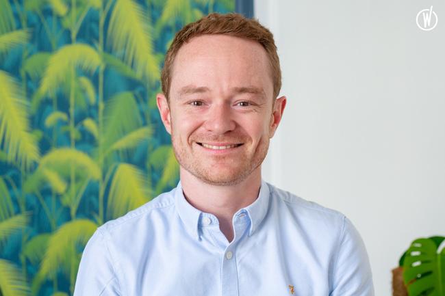 Rencontrez Antoine, Co-Fondateur & CEO