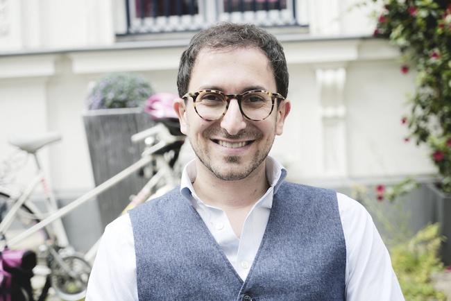 Rencontrez Benjamin, Sales & Accounts Director