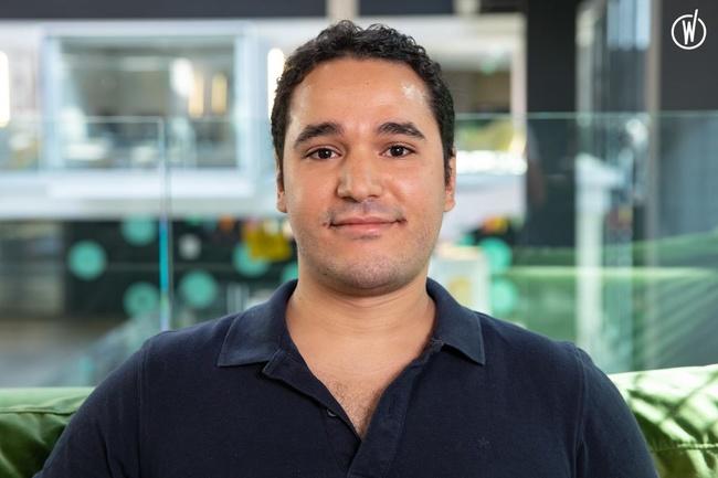 Rencontrez Hatim, Co-fondateur & CEO - AskHub