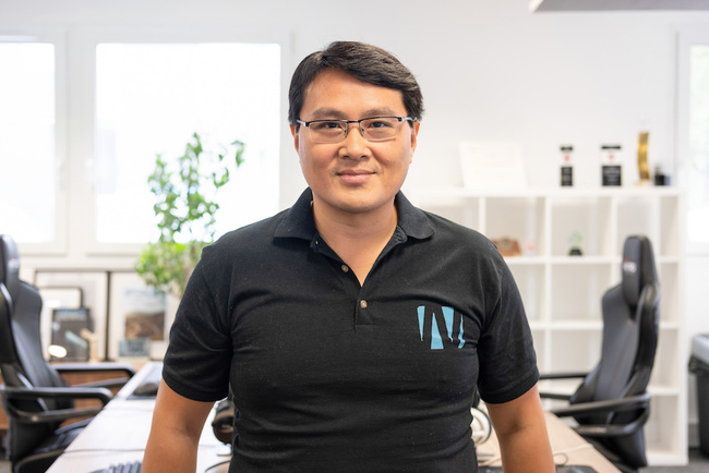 Meet Tuyen, CEO