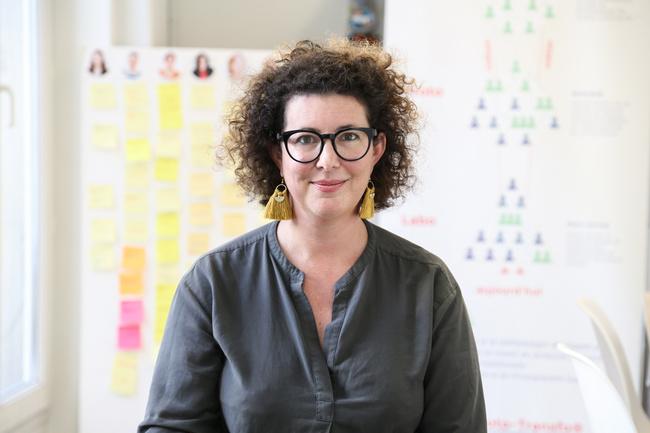 Rencontrez Ségolène, Communicante et designer de transformation