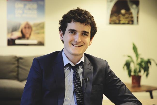 Rencontrez Augustin, Consultant, CS