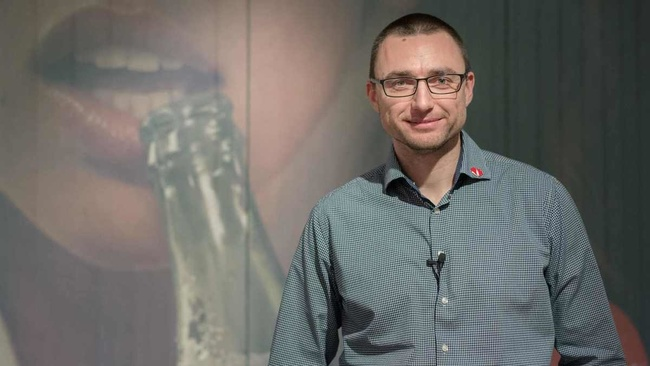 Martin Straňák, Logistic & Distribution Manager CZ/SK - Coca-Cola HBC Česko a Slovensko