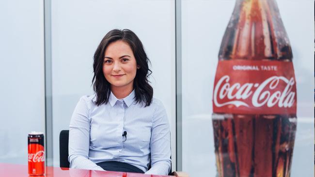 Patricia Balasková, HR Trainee - Coca-Cola HBC Česko a Slovensko