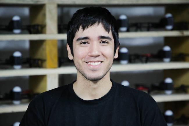 Rencontrez Fabien, Ingénieur de Conception électronique - Dronisos