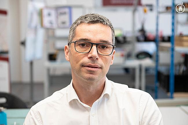 Rencontrez Benoît, CEO - Watt & Well