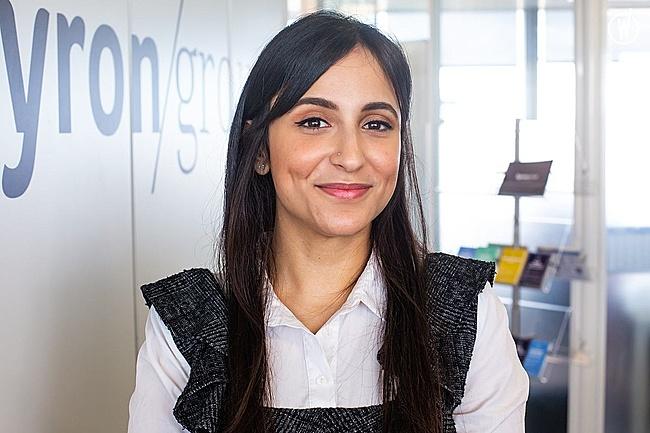 Rencontrez Fatima-Ezzahra, Consultante Qualité Logiciel  - Byron Group
