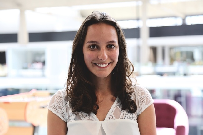 Rencontrez Pauline, Juriste Junior International