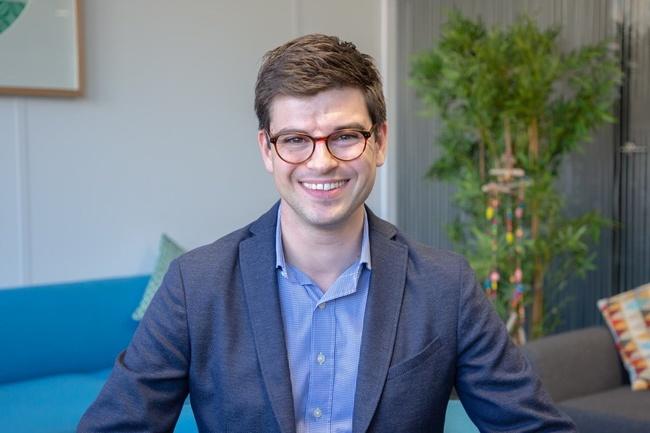 Rencontrez Vincent, Responsable grands comptes - Intent Technologies
