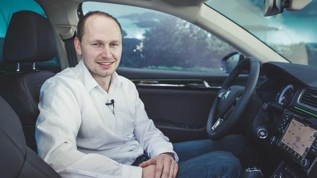 Petr Bobek, Koordinátor Connected Car - ŠKODA AUTO