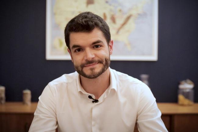 Rencontrez Loïc, CEO