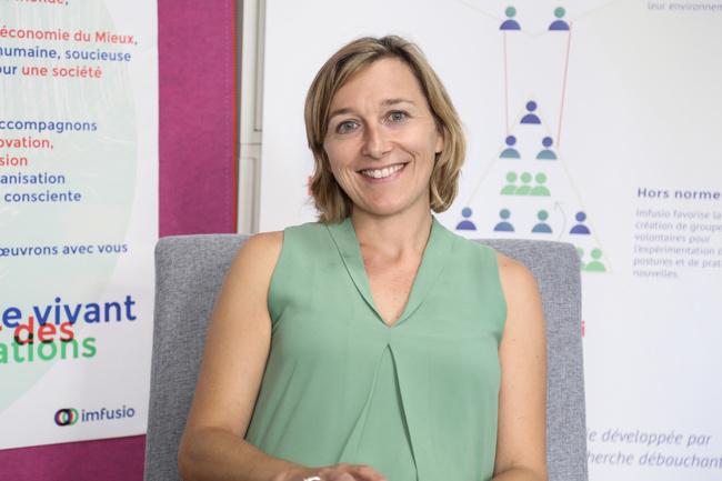 Rencontrez Nathalie, Co-fondatrice