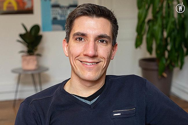 Rencontrez Matthieu Charron, CTO - Teester