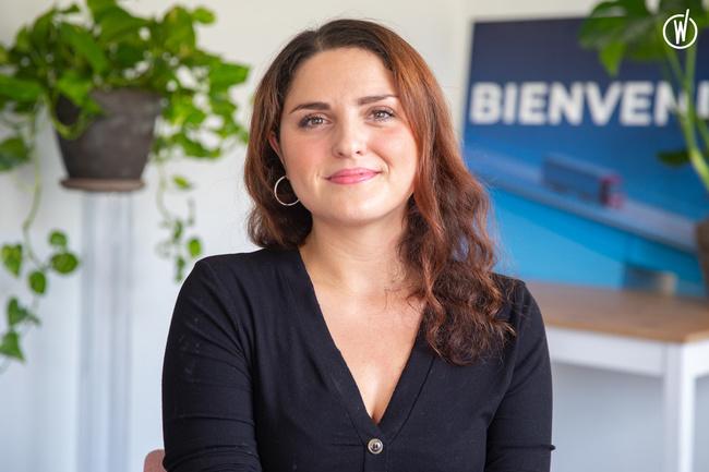 Meet Pénélope, Product Owner - Shippeo