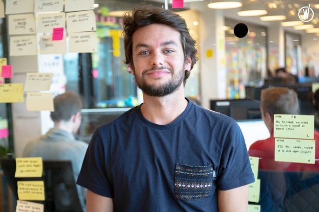 Rencontrez Audric, Product Manager - InVivo Digital Factory