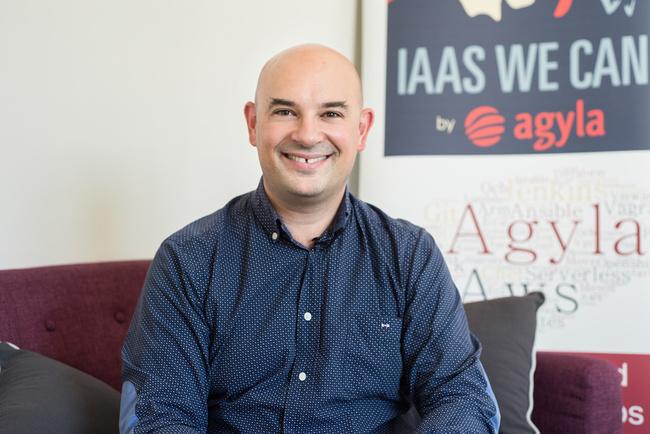 Rencontrez Raphaël, PDG & Fondateur - AGYLA